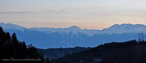 Pirin Mountain Range