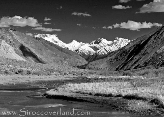 Hindu Kush - Wakhan Corridor, Tajikistan