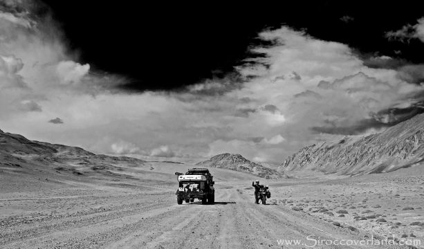 Over the pass - Tajkistan