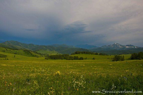 Southern Altai Republic, Russia