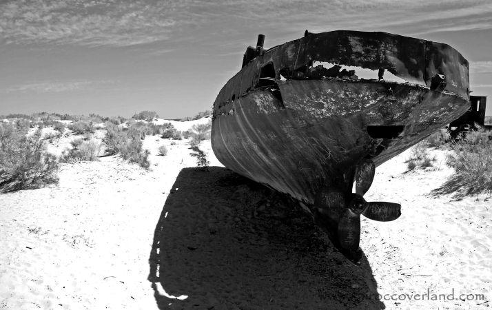 Aral Sea, Uzbekistan