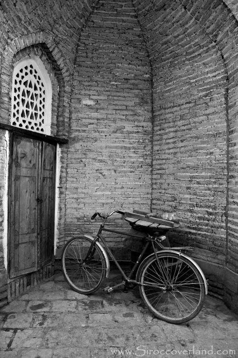 Cycle to Work Scheme - Khiva