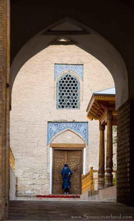Life in the old town - Khiva