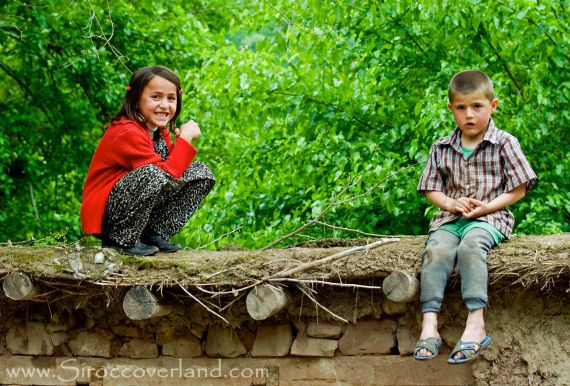 Cheeky Tajiks