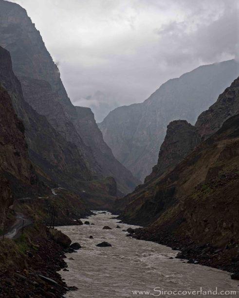 M41, Pamir Highway - Tajikistan