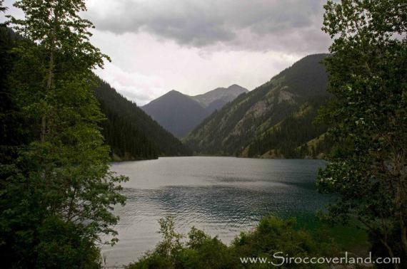 Kolsay Lakes