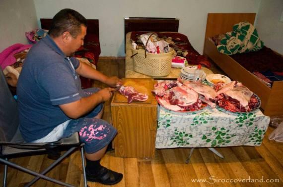 Kazak Master Butcher