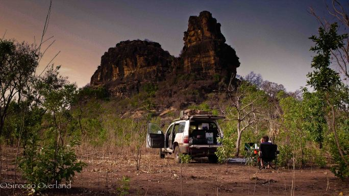 Southern Mali Bush Camp