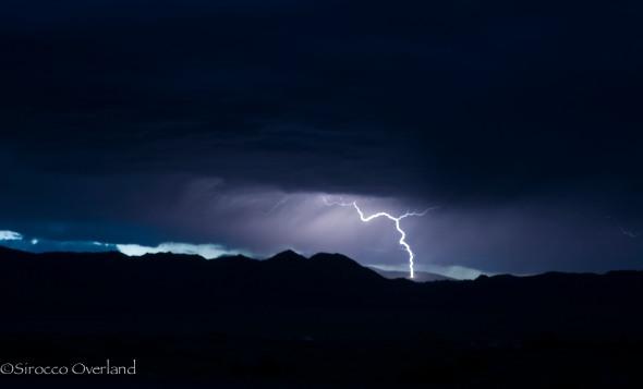 Khovd Lightning
