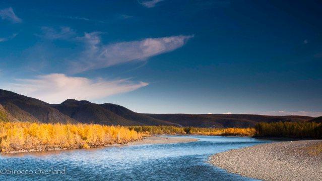 Siberian River 01