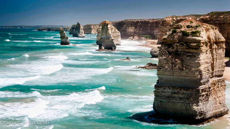 The 12 Apostles, Great Ocean Road - Victoria