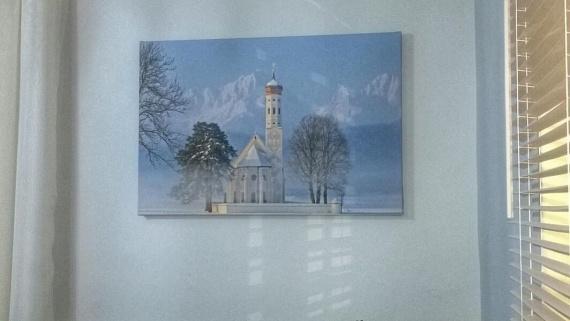 Bavaria in Winter, Germany