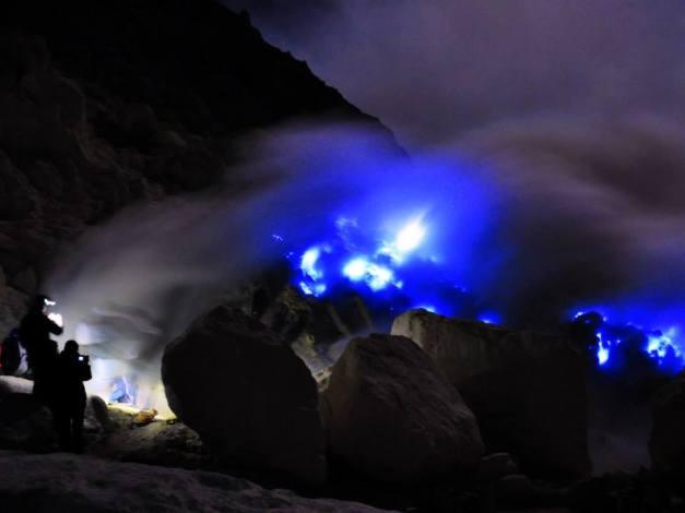 Volcano Indo