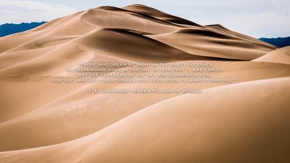Gobi Desert, Mongolia, Dunes, Sand Dunes, Kongoryn Els, Quote, Inspiration