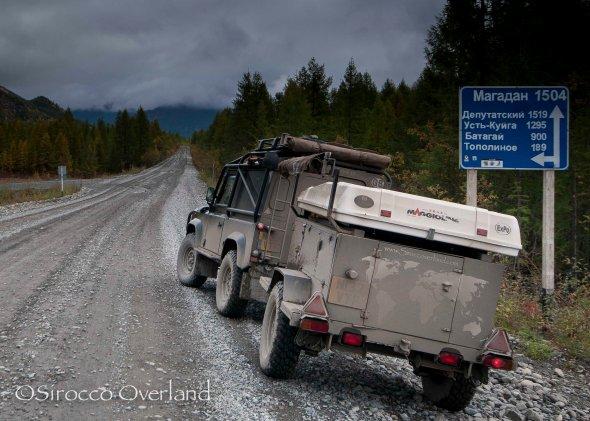 Road of Bones, Siberia, Yakutsk, Magadan, LAnd Rover, Defender, 90, overland, expedition, adventure