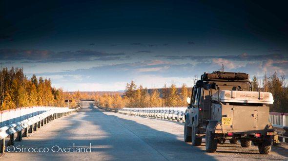 Road of Bones, Siberia