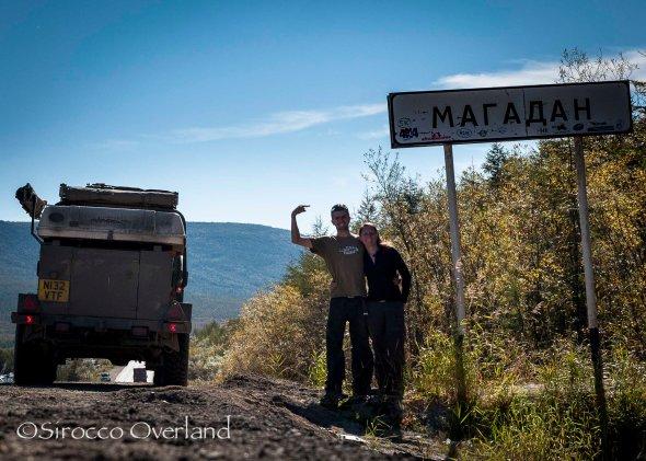 Land Rover, Defender, Road of bones, Siberia, Russia, overland, adventure, expediton