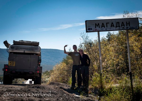 Land Rover, Defender, Road of bones, Siberia, Russia, overland, adventure, expediton